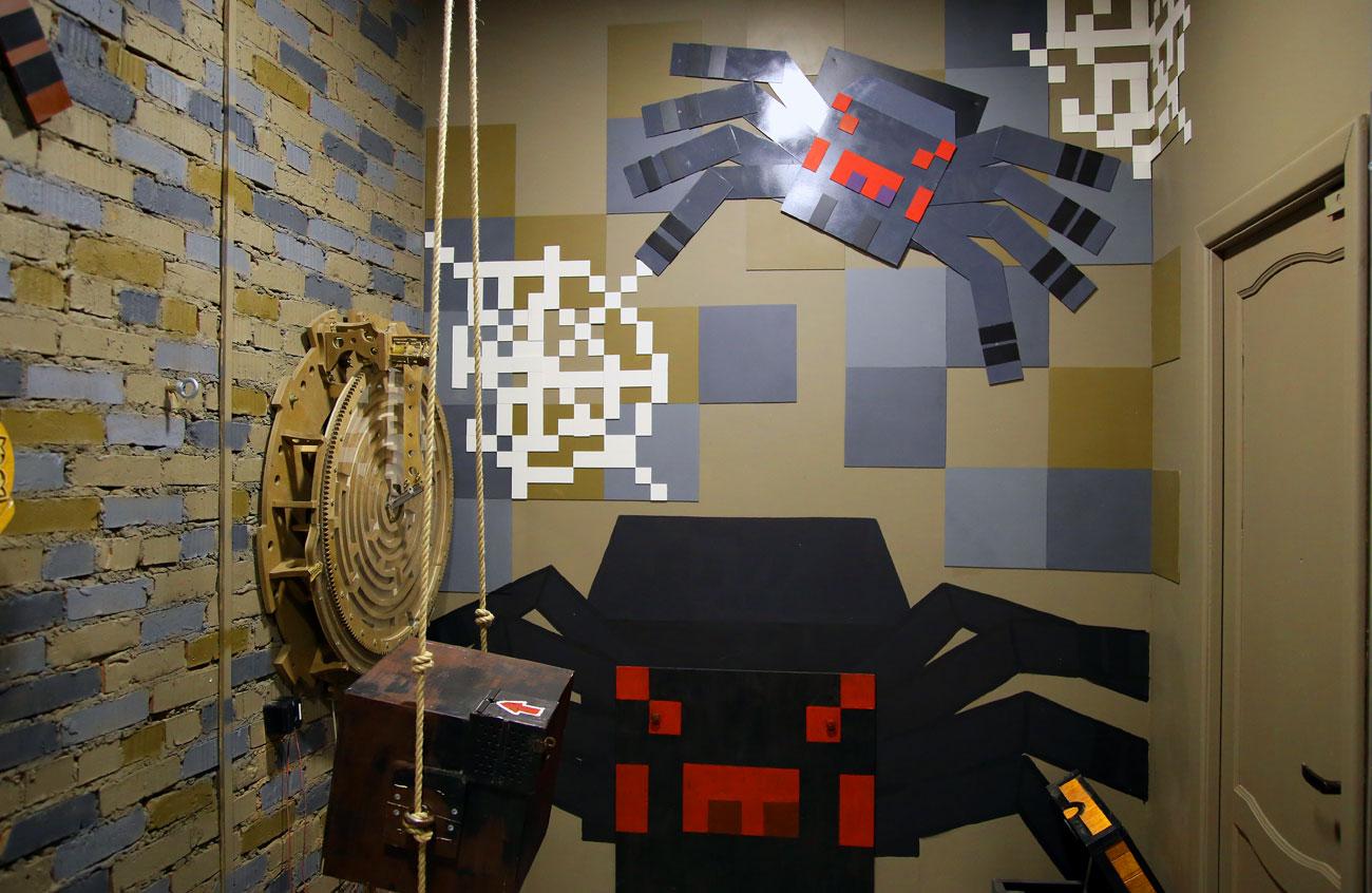 """Квест """"Майнкрафт"""" / Квест Minecraft-92"""
