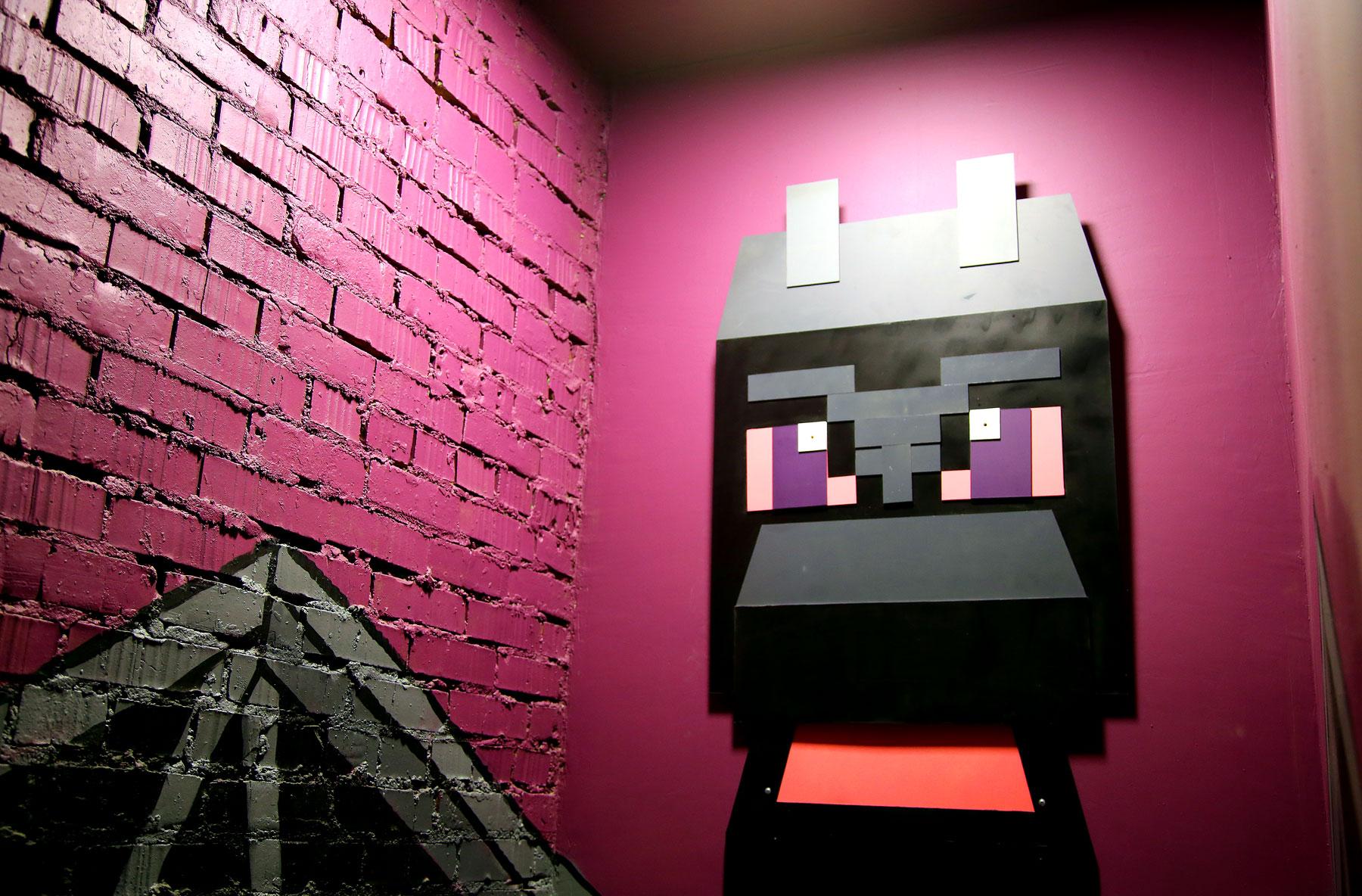 """Квест """"Майнкрафт"""" / Квест Minecraft-93"""